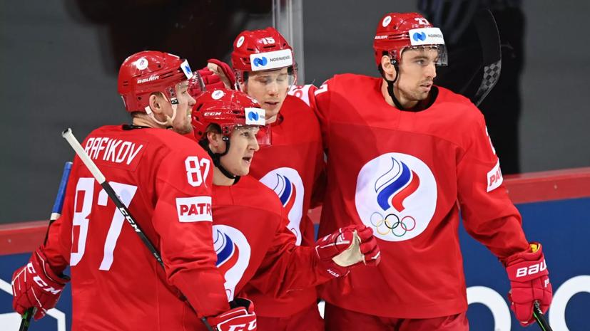 Тимкин высказался о критике после поражения от Канады на ЧМ-2021 по хоккею