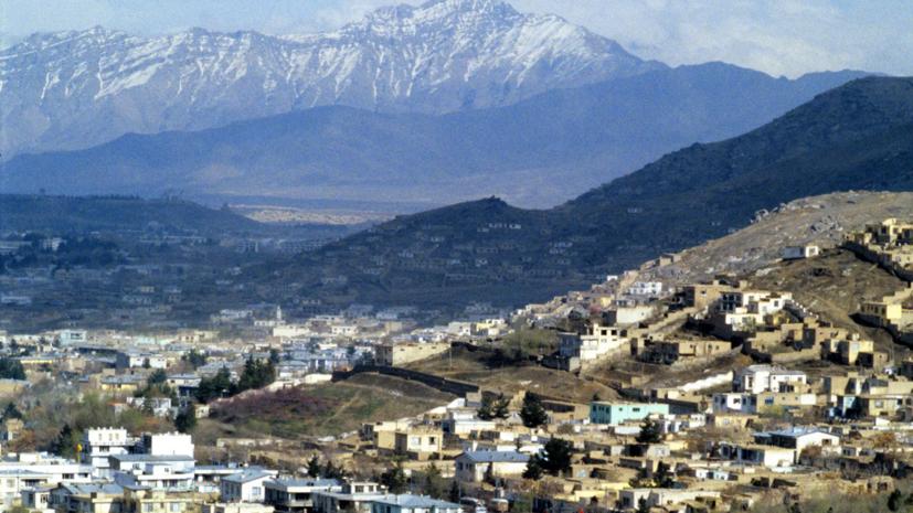 Посольство: Россия готова работать с переходным афганским правительством