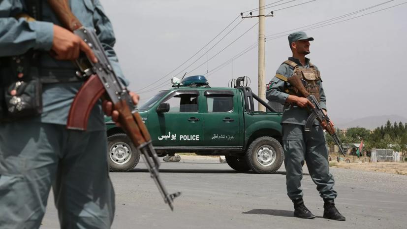 В Кабуле вводят комендантский час