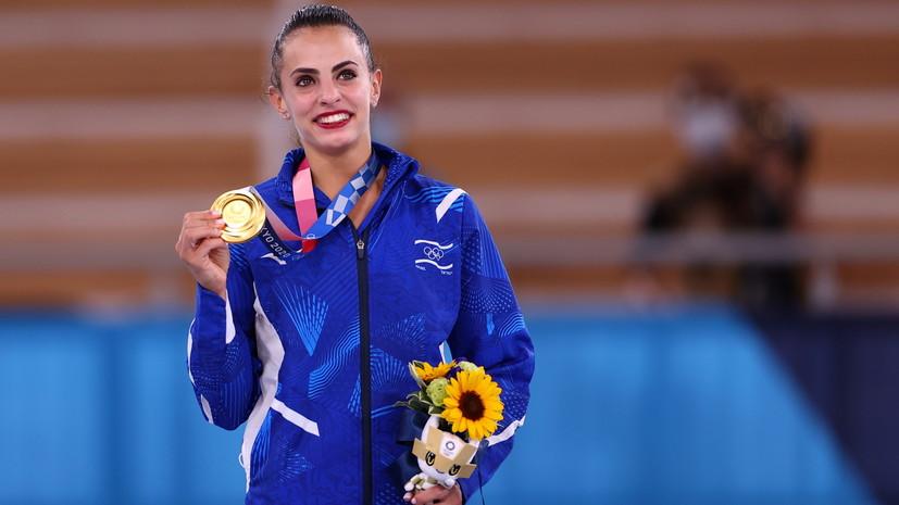 Ашрам рассказала, как поддержка молодого человека помогла ей на Олимпиаде в Токио