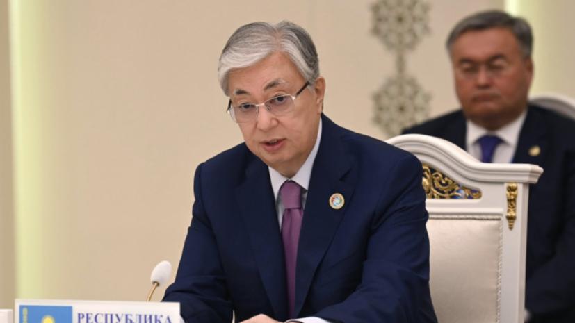 Президент Казахстана провёл совещание по ситуации в Афганистане