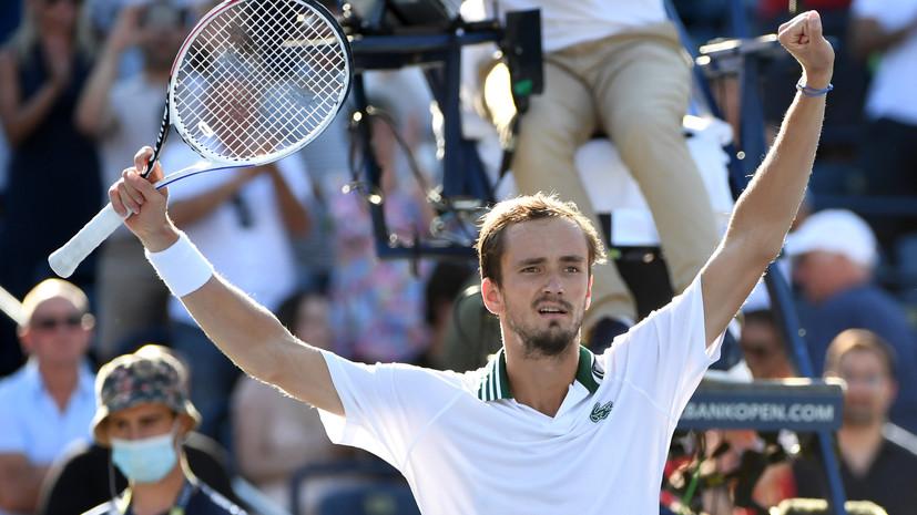 Тарпищев считает, что Медведев способен возглавить рейтинг ATP по окончании сезона