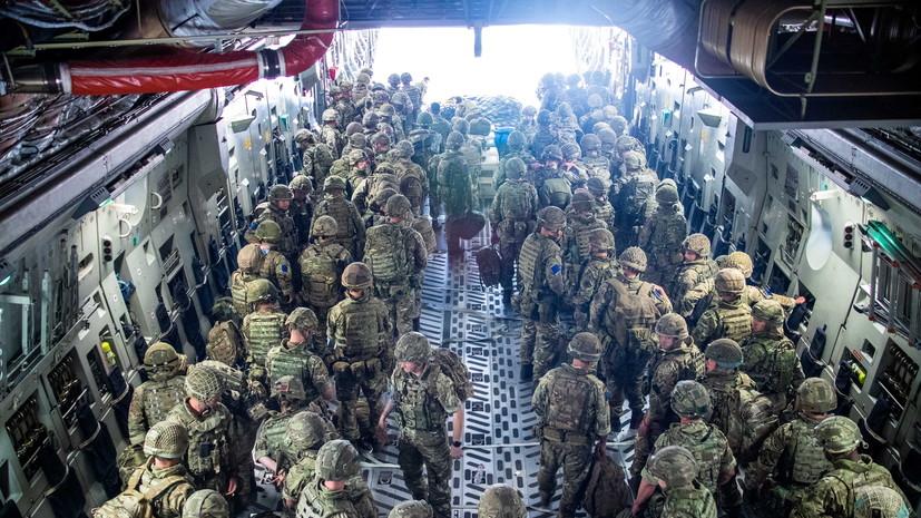 В Великобритании заявили, что британские военные не вернутся в Афганистан