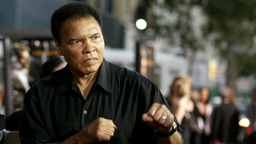 Внук Мохаммеда Али высказался о дебюте в профессиональном боксе