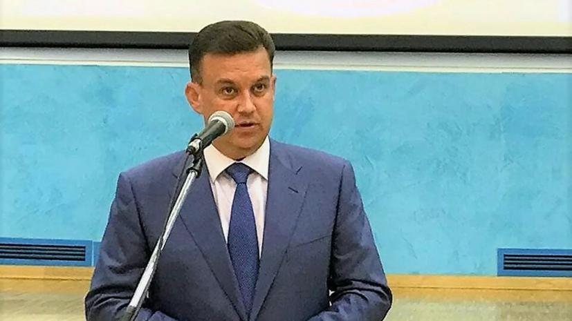 Полиция рассматривают три версии гибели мэра Кривого Рога