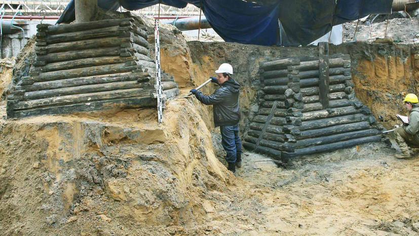 Собянин рассказал о ценных археологических находках Москвы