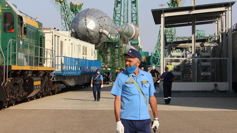 Две ракеты «Союз 2» отправлены на космодром Байконур