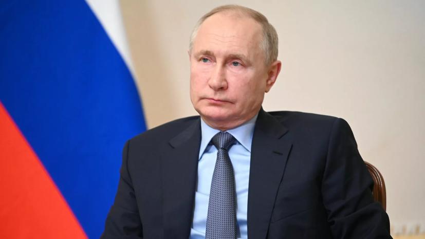 Путин поручил контролировать цены на материалы для модернизации БАМа и Транссиба