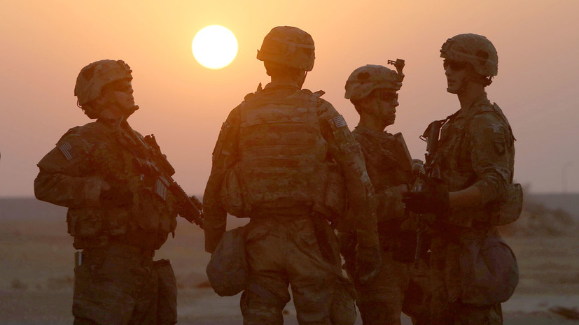 CNN: военные США застрелили двух вооружённых людей в аэропорту Кабула