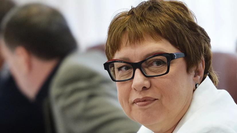 Смородская заявила, что согласна ссоставом сборной России напредстоящие матчи