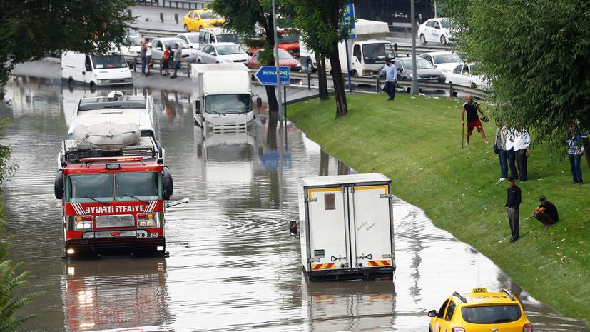 Die Zahl der Flutopfer in der Türkei steigt auf 74