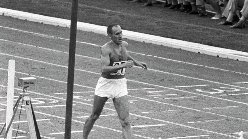 Ушёл из жизни двукратный олимпийский чемпион по спортивной ходьбе Голубничий