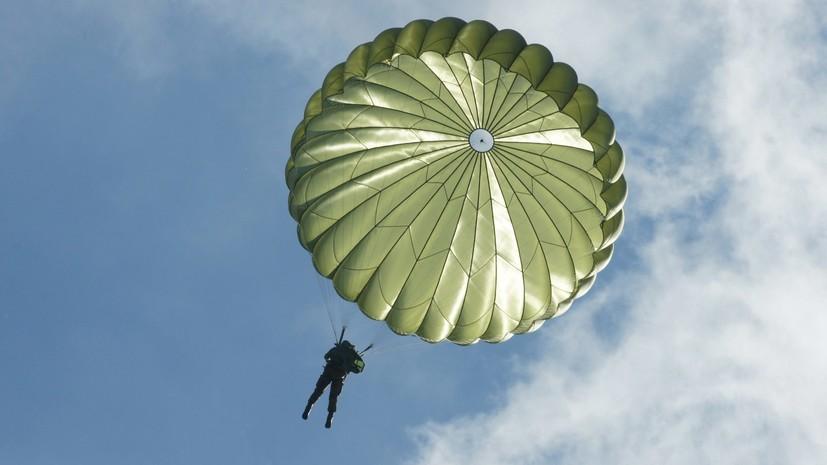 Тюменские парашютисты стали призёрами чемпионата мира