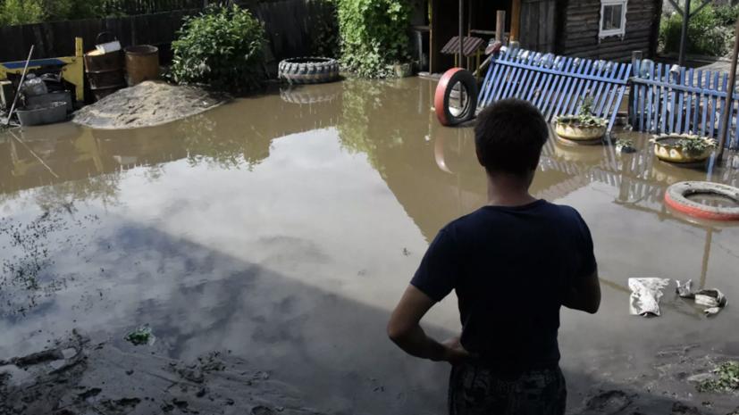 Полпред в ДФО рассказал о выплатах пострадавшим от паводка