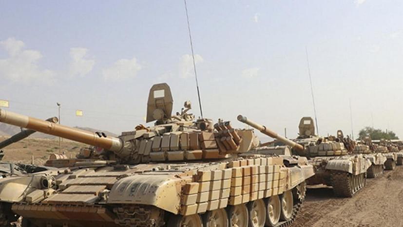Российские военные начали новые манёвры в Таджикистане