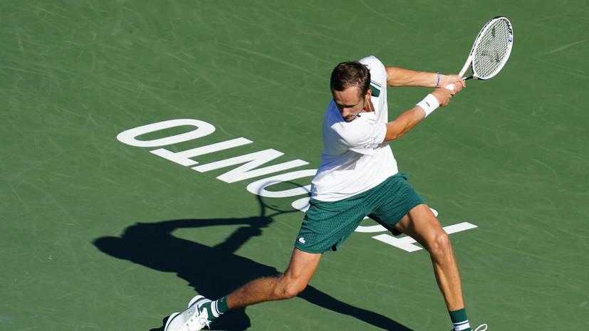 Маррей назвал манеру игры теннисиста Медведева неуклюжей