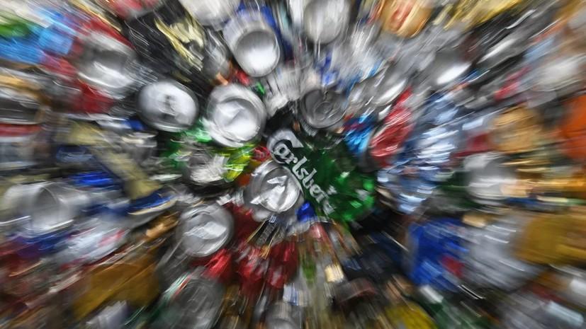 В Москве собрали 482 тысячи тонн вторсырья для переработки