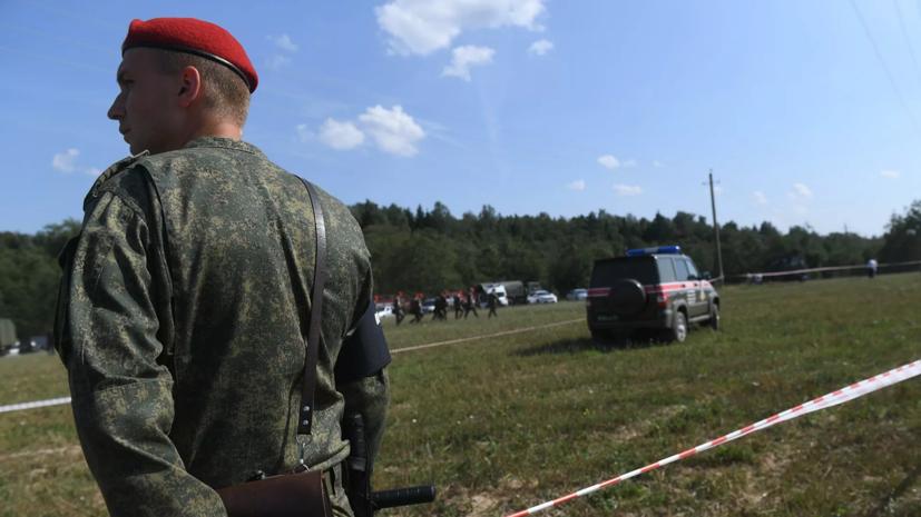 Экипаж упавшего в Подмосковье самолёта Ил-112В погиб