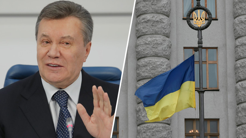 «Будущее страны может быть только вместе с Россией»: что сказал Виктор Янукович в своём обращении к украинцам