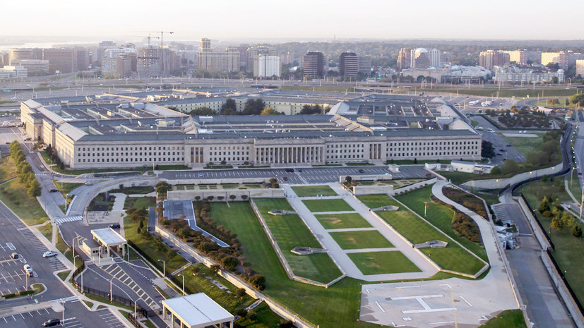 Пентагон: США могут вывозить из Афганистана до 9 тысяч человек в день