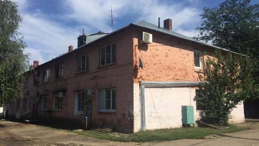 В Краснодаре проверяют сообщения об обрушении потолка в жилом доме