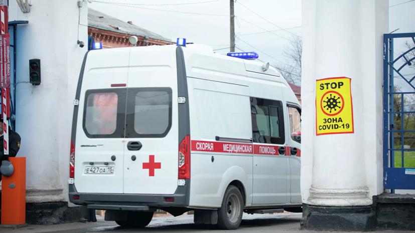 В Петербурге за сутки выявили 1156 новых случаев коронавирусной инфекции