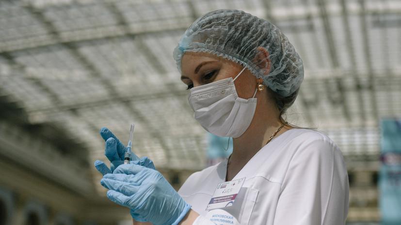 «На подходе»: Попова анонсировала появление в России пятой вакцины от COVID-19