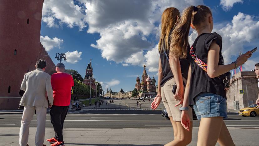 Вильфанд заявил, что жара в Москве спадёт 19 августа