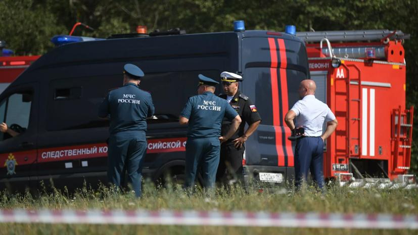 Путин выразил соболезнования родным и близким членов экипажа разбившегося Ил-112В