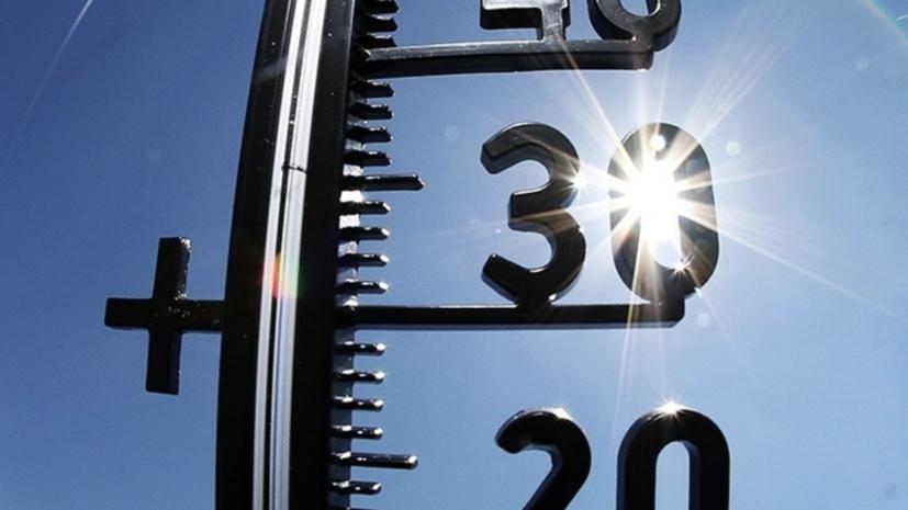 Спасатели предупредили об аномальной жаре в Свердловской области