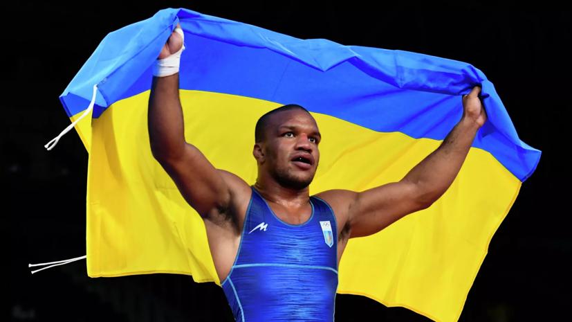 Олимпийскому чемпиону Токио украинцу Беленюку присвоено звание старшего лейтенанта