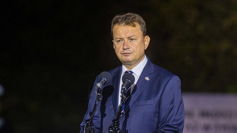 В Польше сообщили об участии военных в охране границы с Белоруссией