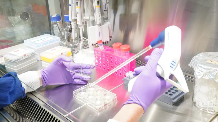 В ВОЗ заявили о важности вакцинации в борьбе со штаммом «дельта» COVID-19