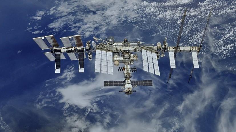Коррекция высоты орбиты МКС перенесена на 21 августа
