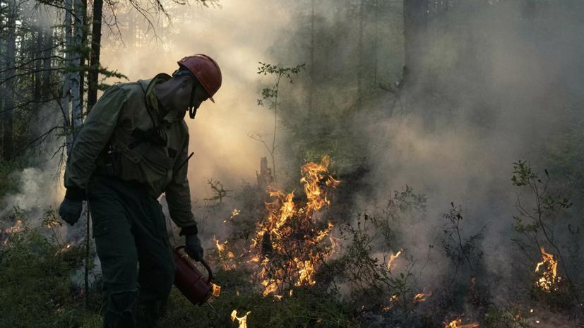 Власти Иркутской области сняли режим ЧС из-за лесных пожаров
