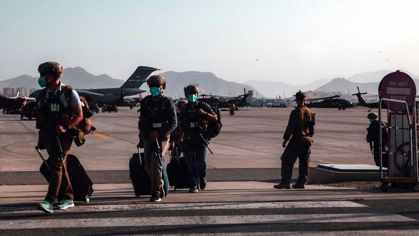 Туркмения откроет воздушное пространство для эвакуации иностранцев из Афганистана