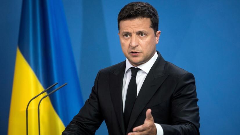Зеленский заявил, что с Украиной в Крым «вернётся жизнь»