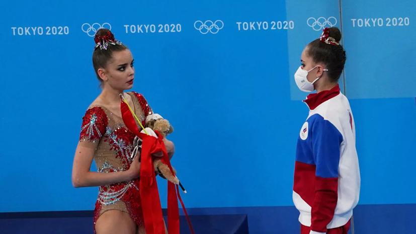 Дина и Арина Авериныхотят выступить на ЧМ по художественной гимнастике в Японии