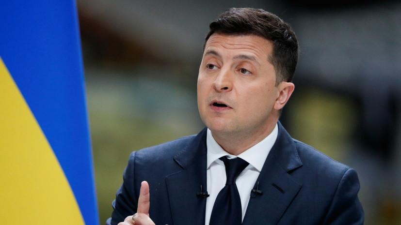 Зеленский высказался о необходимости прямых переговоров с Путиным