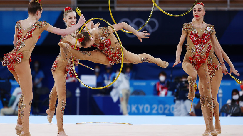 В FIG остались довольны работой судей на турнире по художественной гимнастике на ОИ