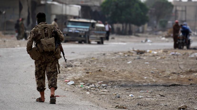 Небензя рассказал о ситуации с террористическими организациями в Сирии