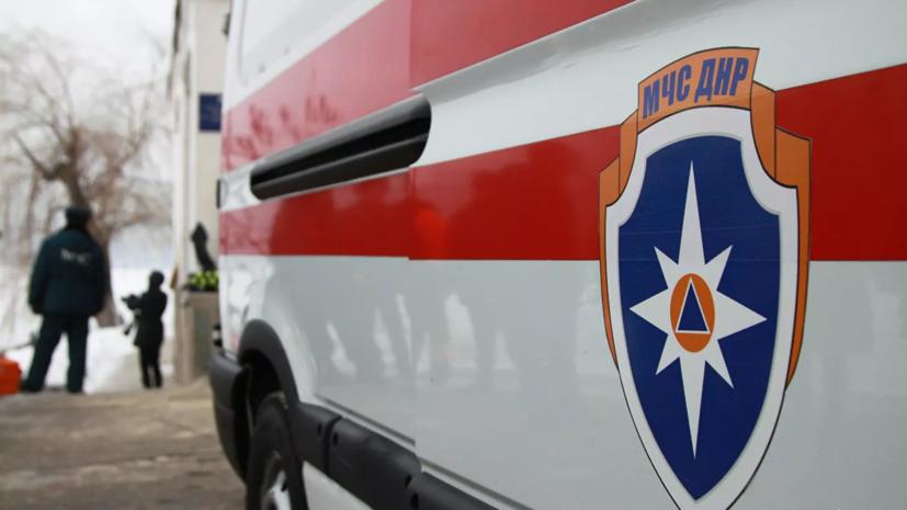 ЛНР и ДНР договорились о сотрудничестве министерств по чрезвычайным ситуациям