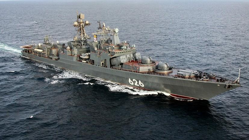 El Pais: Испания не пустила российские корабли в порт Сеуты