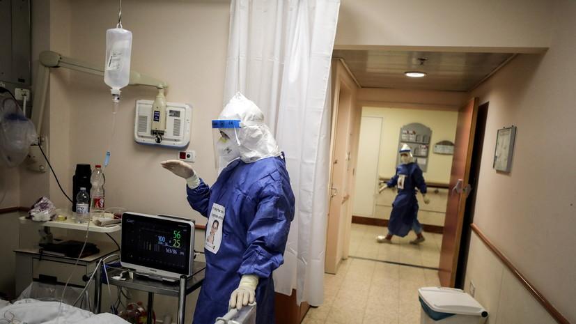 Число зарегистрированных случаев COVID-19 в мире превысило 210 млн