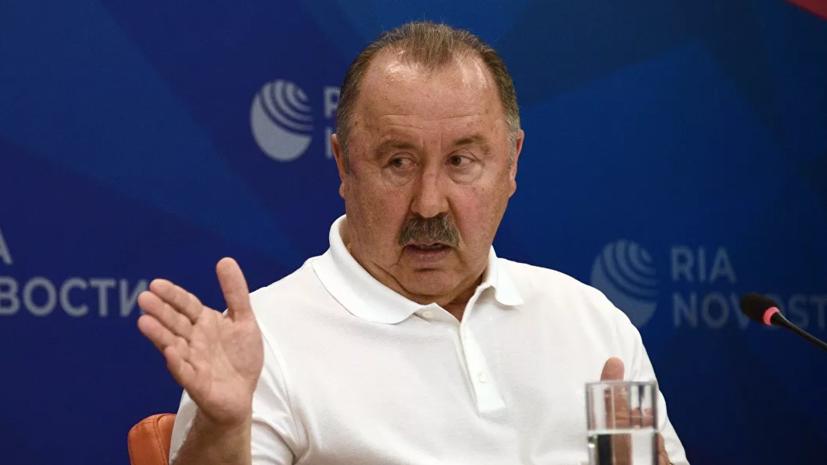 Газзаев представил свой вариант реформ российского футбола