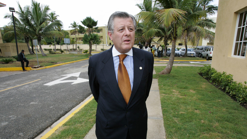 В Перу назначили нового министра иностранных дел