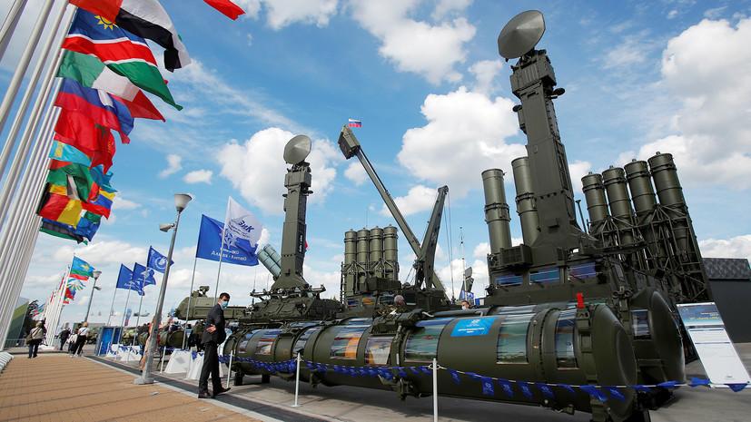 От авионики до зенитного комплекса: чем интересен международный военно-технический форум «Армия-2021»