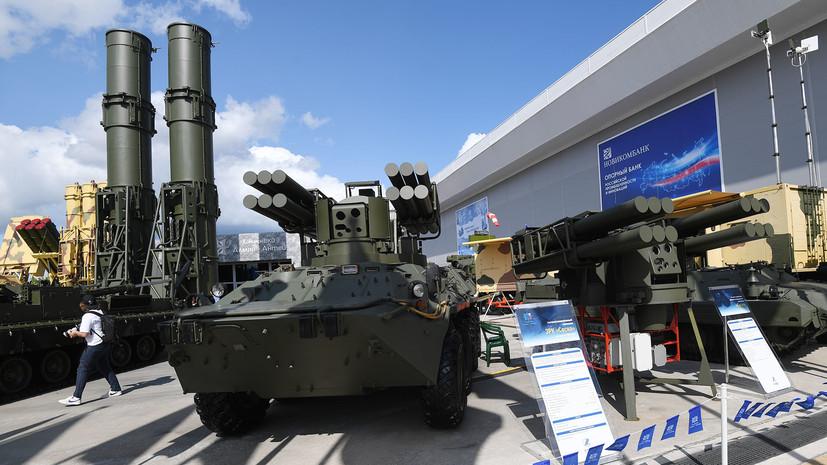 «Инфауна», «Бур», «Земледелие», «Грань»: какие новейшие вооружения представлены на «Армии-2021»