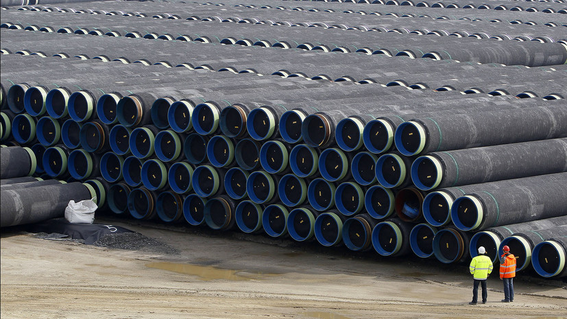«Оружейные» опасения: Меркель заявила о возможных новых санкциях из-за «Северного потока — 2»