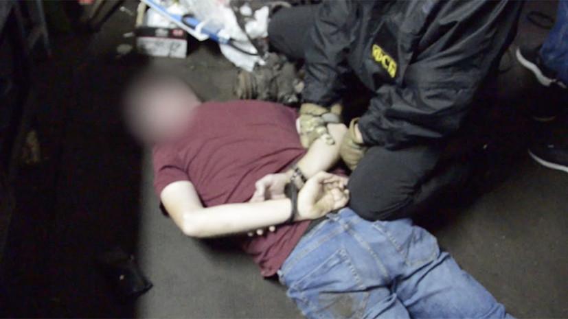 В Туле задержали агента украинских спецслужб